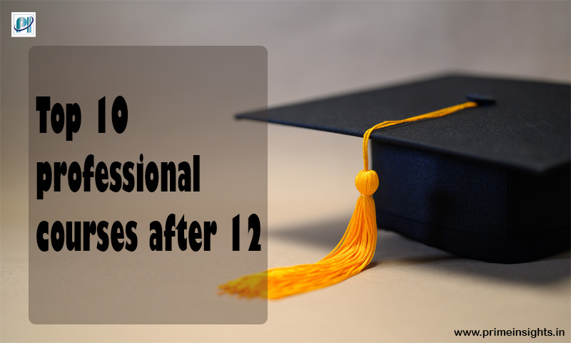 professional courses after 12