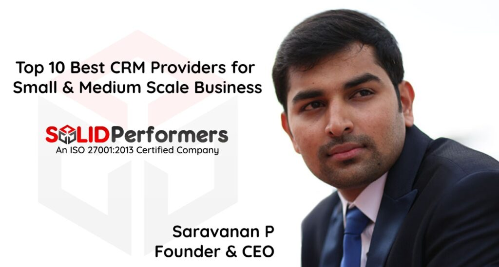 Solid Performers CRM